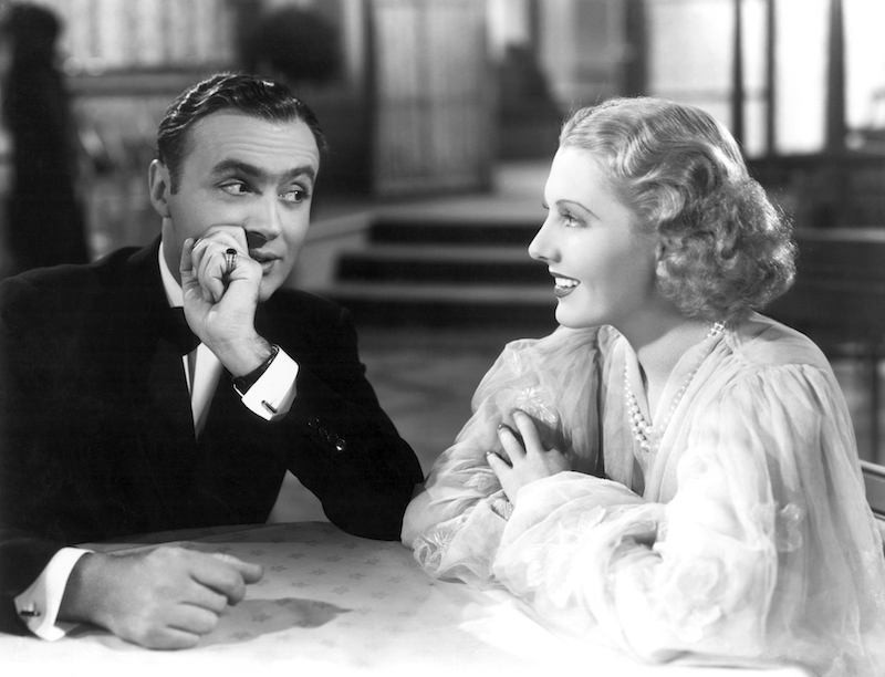 Charles Boyer and Jean Arthur in History Is Made at Night
