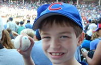 Life's not fair: Cubs win