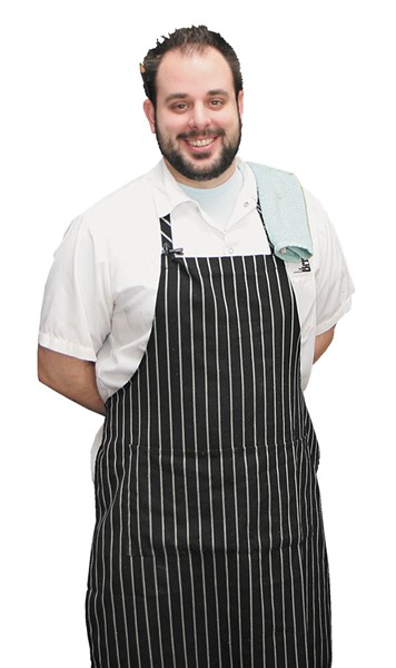 Chef Chris Pandel of the Bristol. - JULIA THIEL