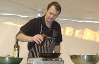 Chef Demo: Paul Virant at Green City Market