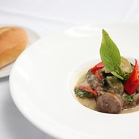 Recipe: Chef McDang's green curry osso bucco