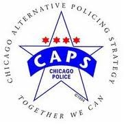 Chicago already has a community policing program--complete with a logo