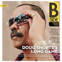 Chicago soul singer Doug Shorts shows off his karate moves in his first music video