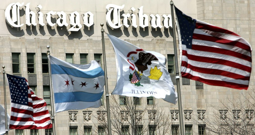 Chicagoans who dont want Red Plum/Local Values but get it anyway are suing the Chicago Tribune.