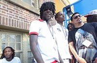 Chief Keef's probation, the Ultra Lounge shooting, and more music news