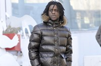 Chief Keef's <em>Finally Rich</em> has a home at Northbrook Public Library
