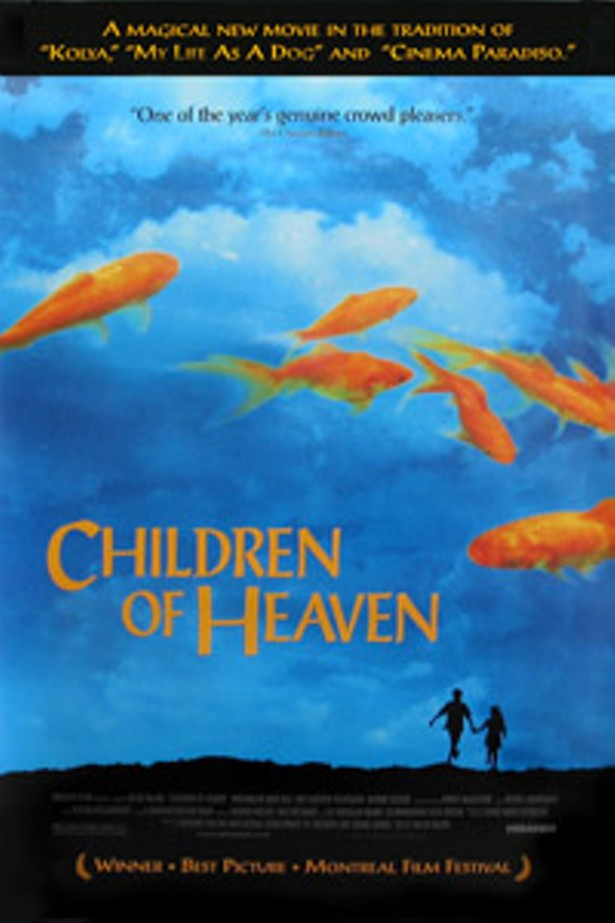 children of heaven not foreign Find foreign films for the entire family i've discovered a not-so-secret weapon to diversify and improve the quality of media my kids consume, that i can enjoy too: family-friendly foreign films.