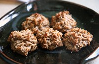 Just add beer: Chocolate-stout coconut macaroons