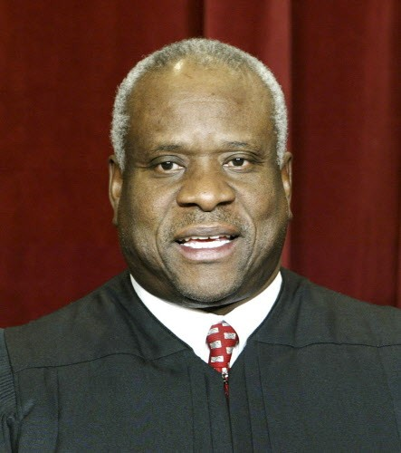 Clarence Thomas: Silent, but deadly