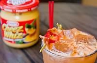 Cocktail Challenge: Cheez Whiz