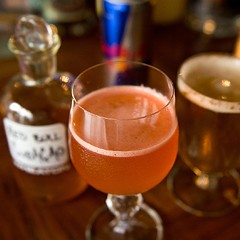Cocktail Challenge: Red Bull