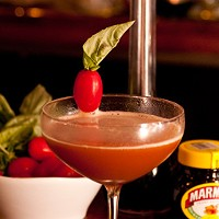 Cocktail Challenge: The Drawing Room's Christiana DeLucca works with Vegemite (well, Marmite)