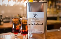 Cocktail Challenge: Truffle oil