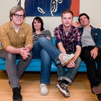 Local garage greats CoCoComa play the second show of their brief reunion this weekend