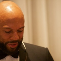 Common at a Common Ground Foundation fundraiser earlier this year