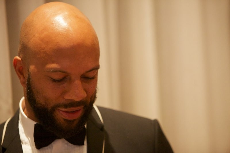 Common at a Common Ground Foundation fund-raiser earlier this year