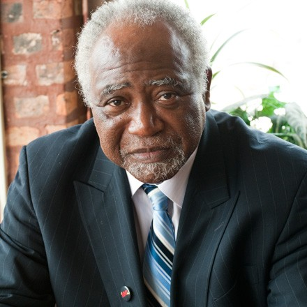 Congressman Danny Davis serves in Washington, but knows the action is in Chicago.