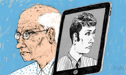 Contrary to popular belief, iPads don't discriminate based on age