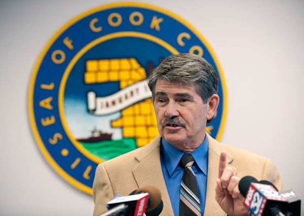 Cook County clerk David Orr's reform proposals have been irritating mayors for 35 years.