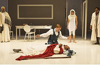 Court Theatre's <i>The Good Book</i> can't make a masterpiece of the Bible