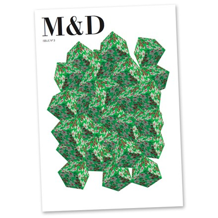 [Cover: M&D issue number three]