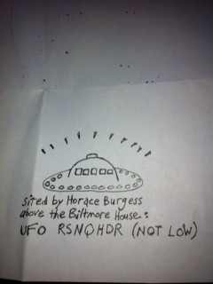 Creative Loafings UFO, on message #14