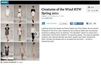 Creatures of the Wind in WWD