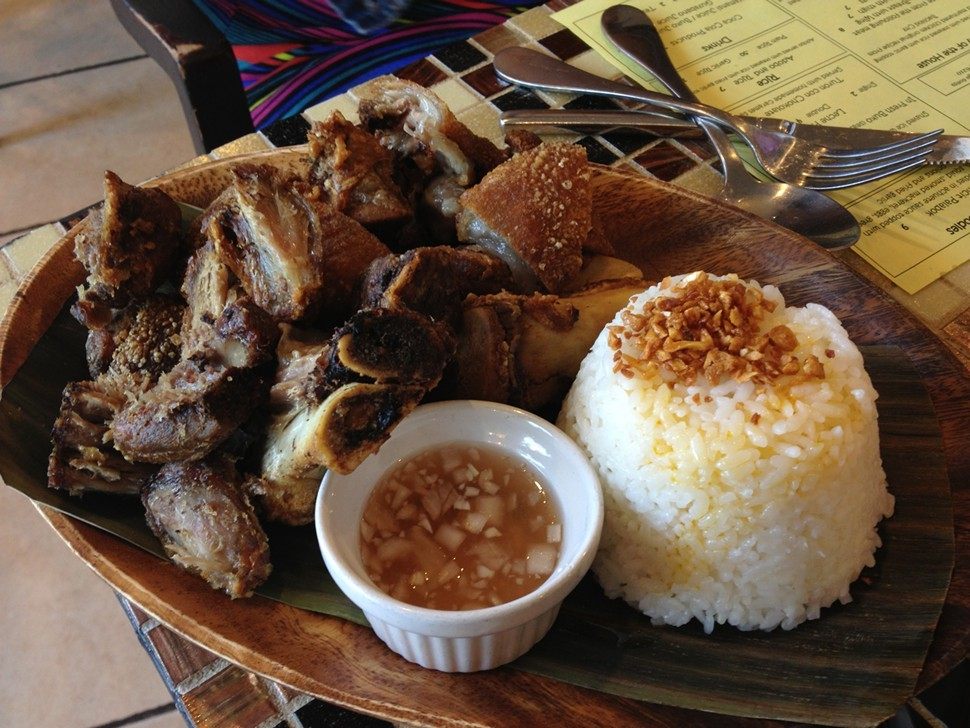 crispy pata, Bacolod Chicken Haus