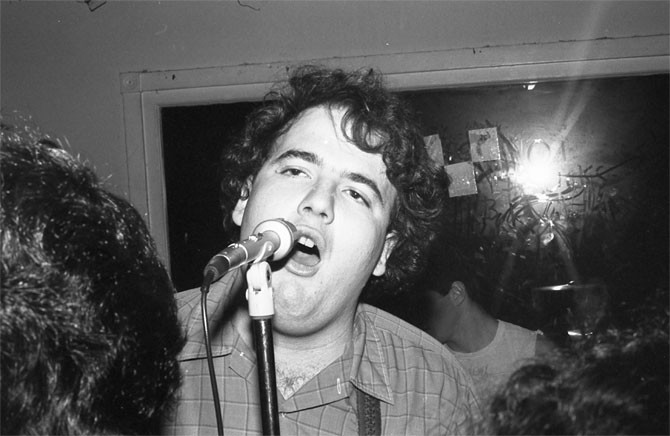 D. Boon of the Minutemen
