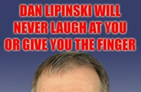 Dan Lipinski: Defiantly anti-punk