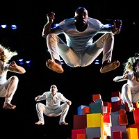Dance gets cerebral in 'Laws of Motion'