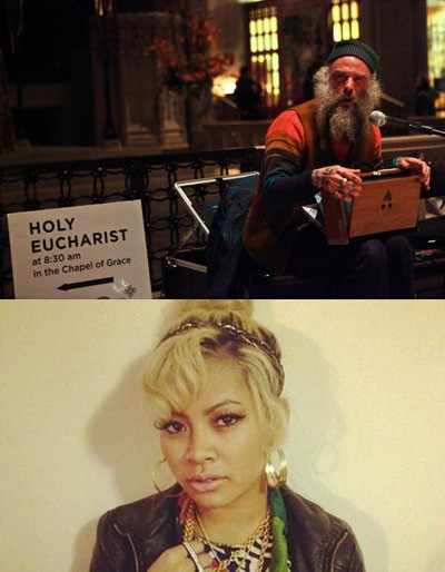 Daniel Higgs and Honey Cocaine, together at last