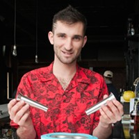 Danny Shapiro of Scofflaw makes a Poopsicle  Andrea Bauer