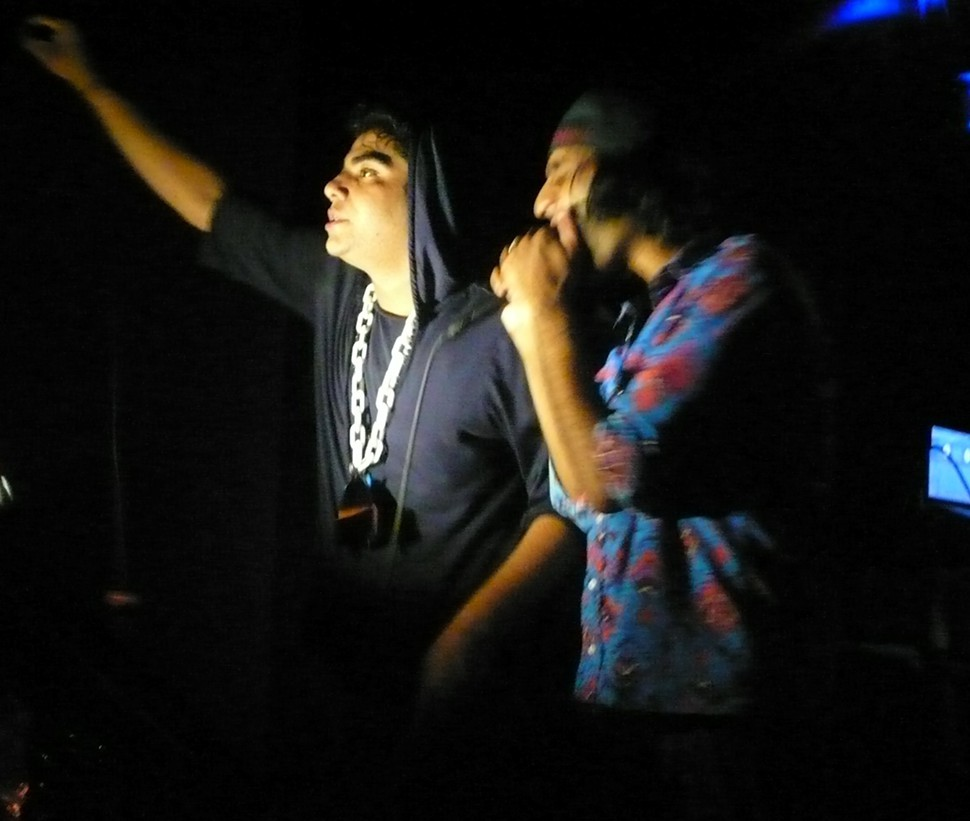 Das Racist live in Chicago
