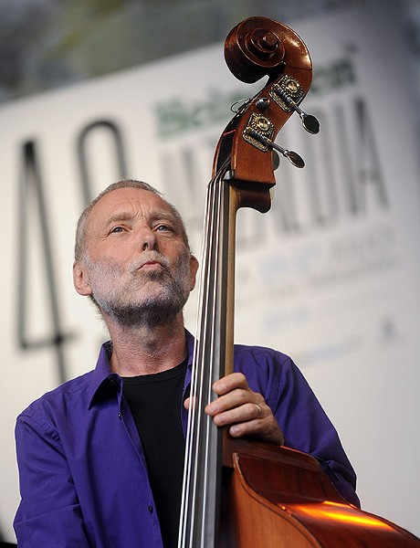 Dave Holland - GETTY