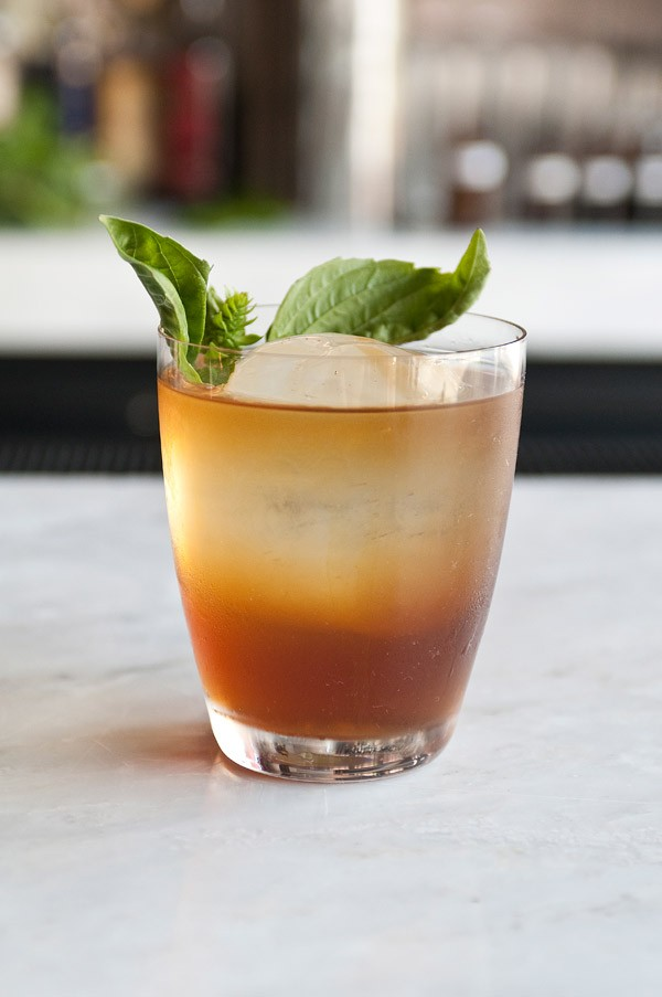 Dave Michalowski's Madras curry cocktail
