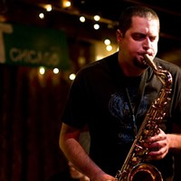 A must-see free-jazz trio begins its February residency at the Owl this weekend