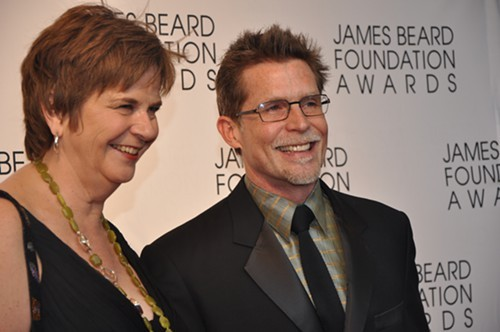 Deann and Rick Bayless