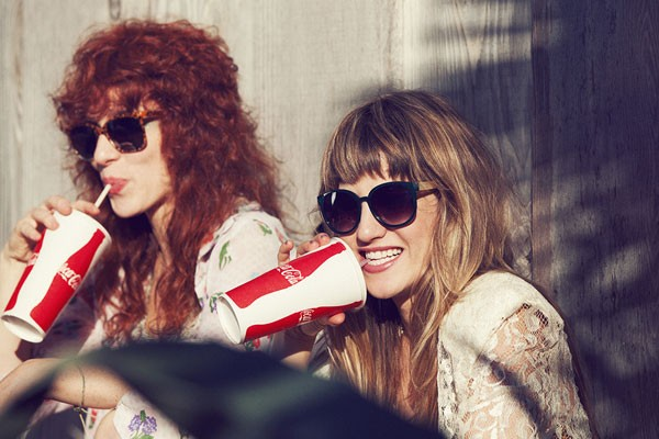 Deap Vally - BRYAN SHEFFIELD