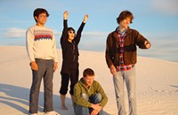 Deerhoof, unlikely partners of Chicago's Ensemble Dal Niente, bring it solo to Lincoln Hall tonight