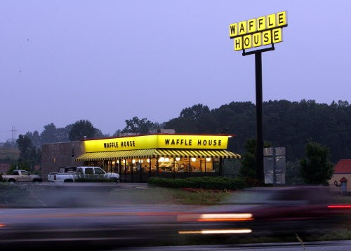 Delicious Waffle House