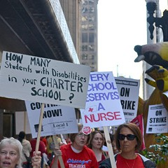 Democracy is messy—welcome to the teachers' union
