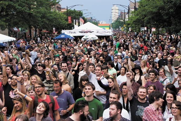 Do-Divison Street Fest & Sidewalk Sale