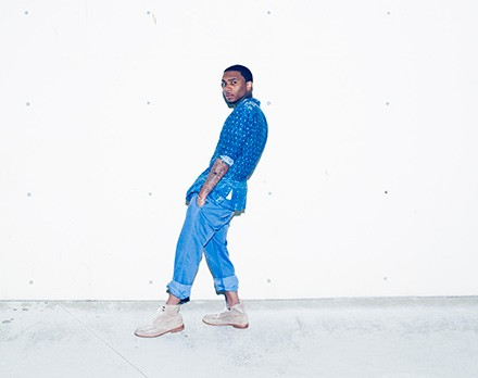 Do not let the spareness of this photo fool you: Lil B claims he's recorded over 1,500 songs.