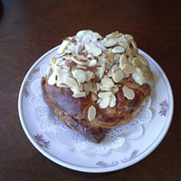 Olive-oil cake and other treats at Scafuri Bakery