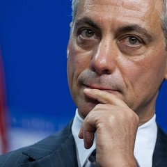 Don't be so nervous Rahm—Ben's got nice things to say today.