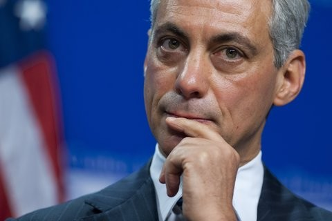Dont be so nervous Rahm—Bens got nice things to say today.