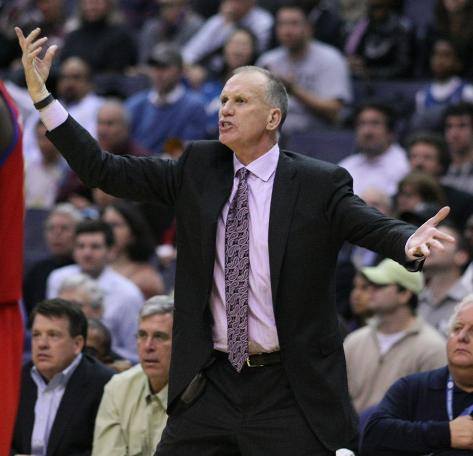 Doug Collins: the rival of Bjork as a keen student of human behavior.