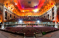 The Uptown Theatre's opulent decay