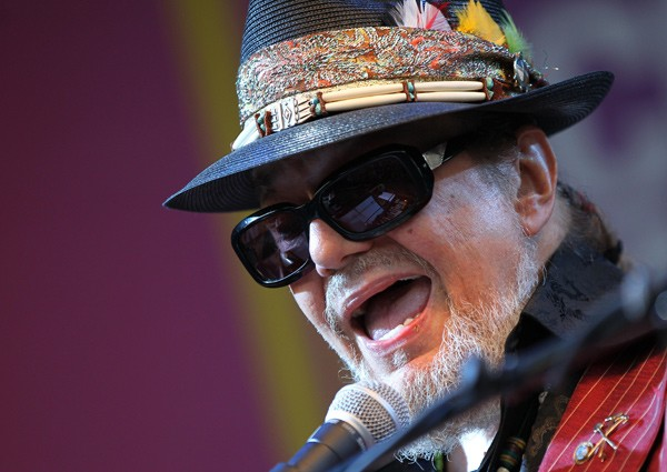 Dr John - VALERY HACHEVALERY HACHE/GETTY AFP/GETTY IMAGES
